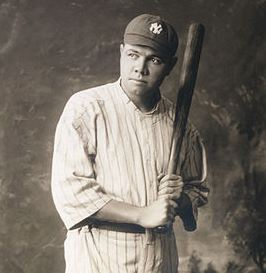 an introduction to the life of babe ruth aka george ruth jr George herman ruth jr aka babe ruth aka the bambino aka the sultan of swat the bambino learned the hard way about the danger of pit bulls and switched to the watered down pit fighter.