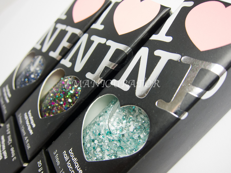 1ec6d3b4daba I Love Nail Polish Winter 2012 Collection Part 2 Swatch and Review