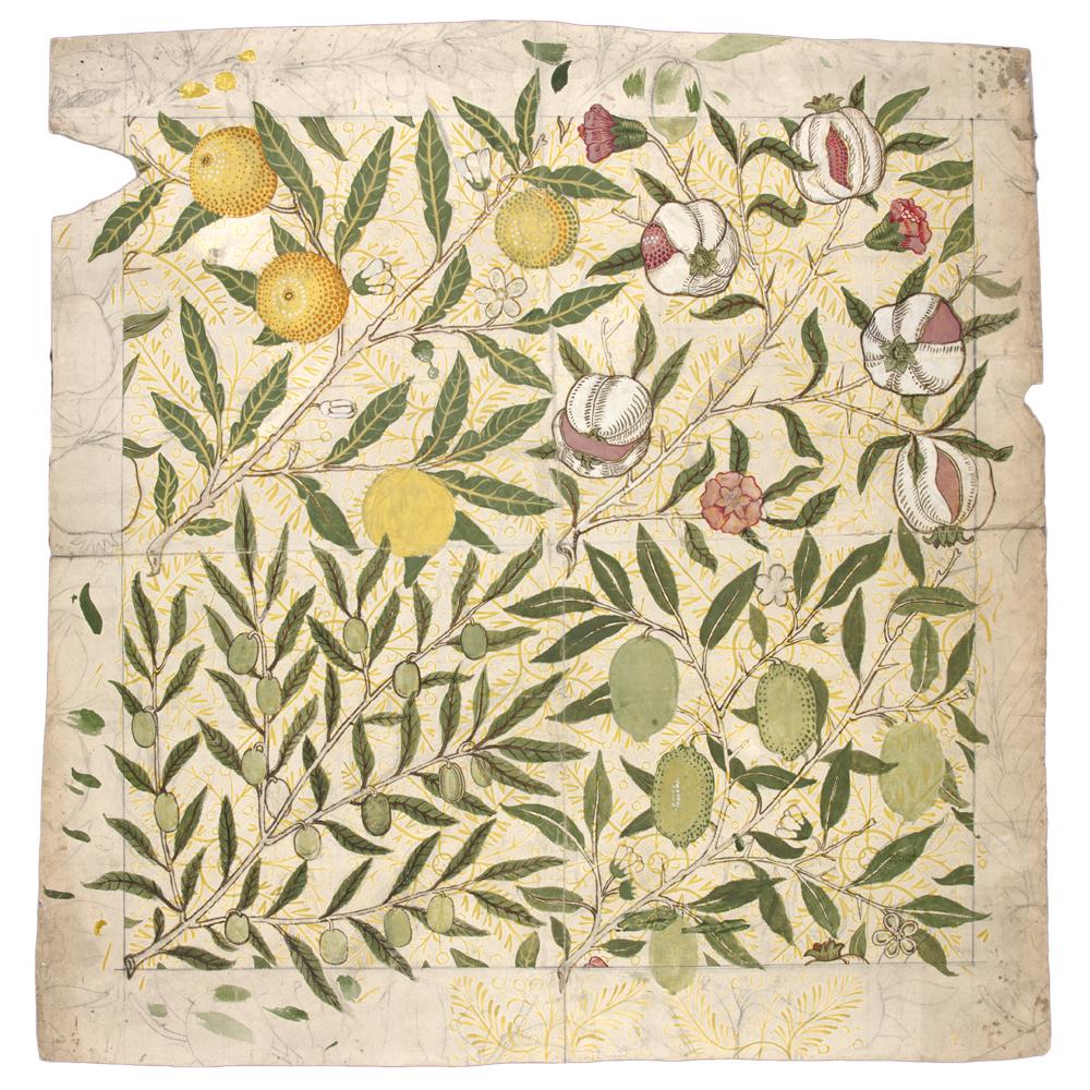 William Morris Rugs Reproductions: News From Anywhere: William Morris: Designing An Earthly
