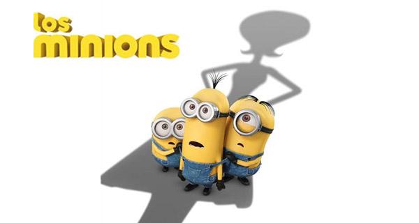 """Crítica de """"Los Minions"""""""