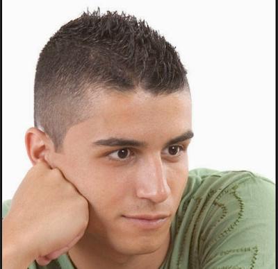 Model Rambut Cepak
