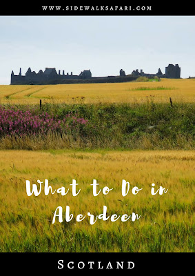 What to do in Aberdeen Scotland: Dunnottar Castle