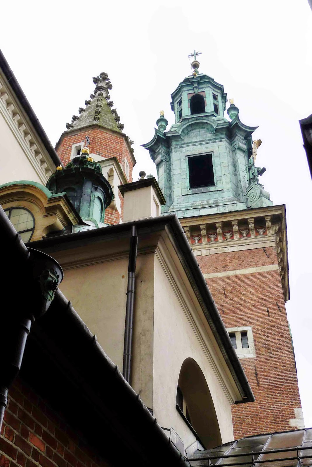Wawel Cathedral Exterior