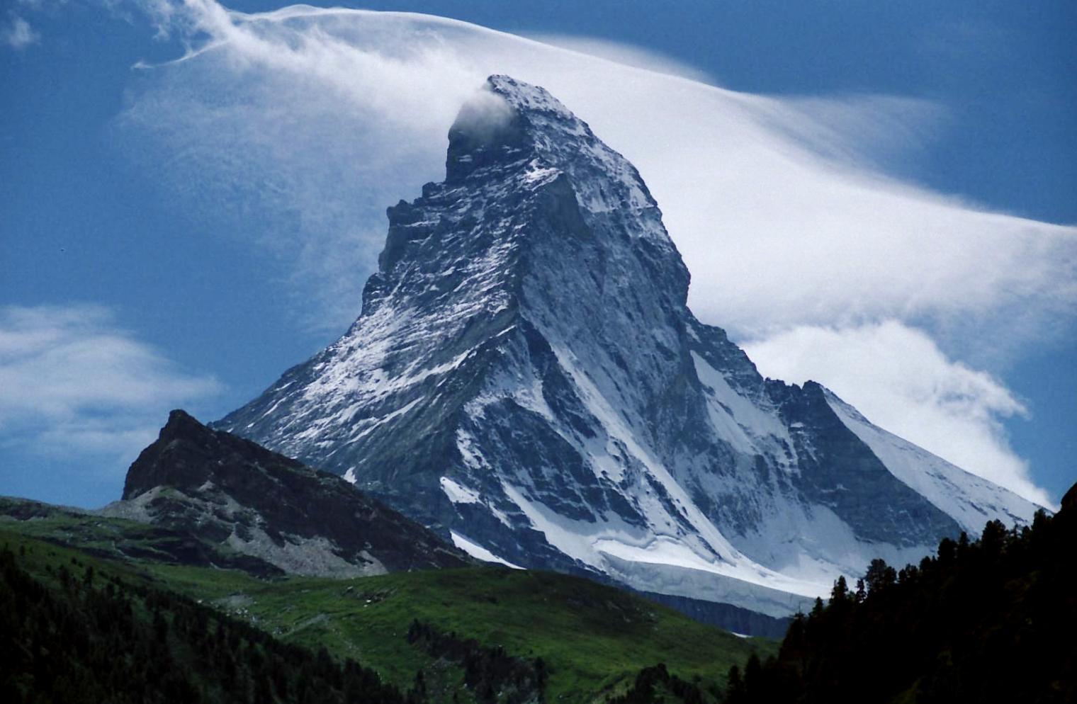 World Beautifull Places Zermatt Switzerland New Nice