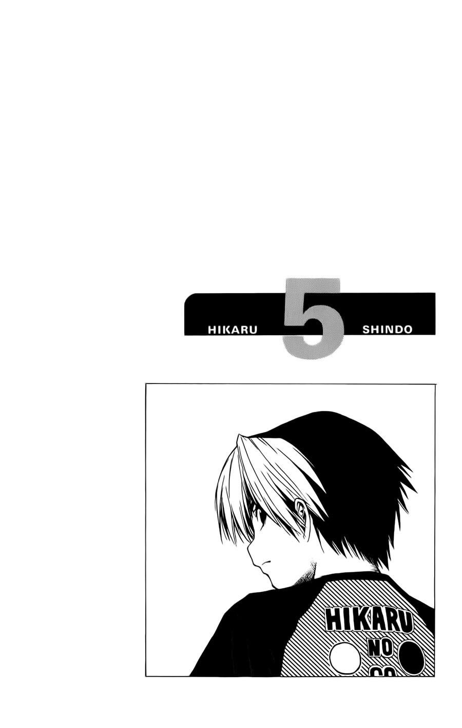 Hikaru No Go hikaru no go chap 87 trang 4