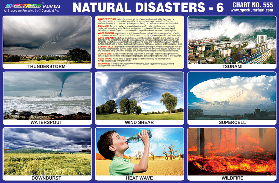 Natural Disasters February