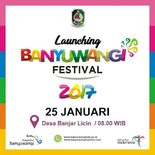Launching Banyuwangi Festival 2017