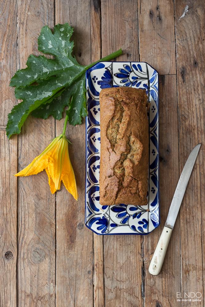 zucchini and rye cake