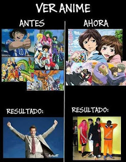 Chistosas Anime