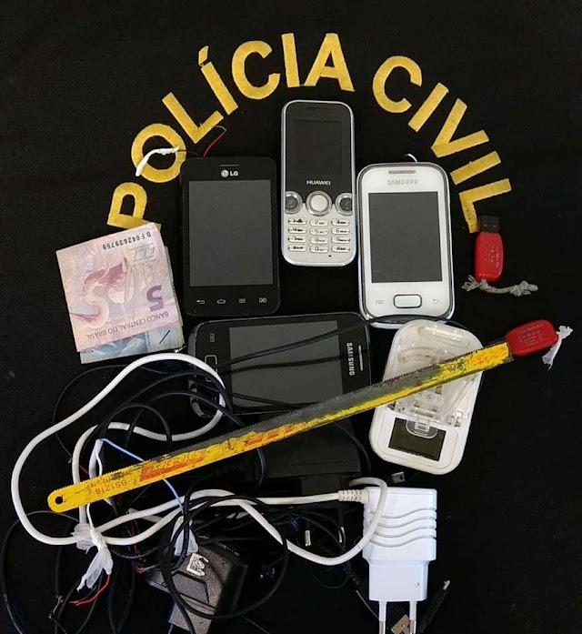 Mucambo-CE: Policia Civil e Ministério Público realizam vistoria na cadeia publica da cidade