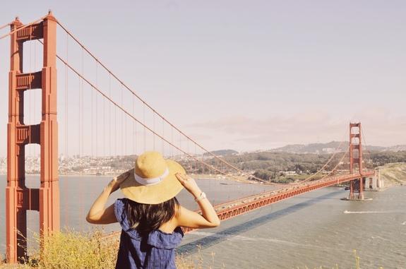 best views of the golden gate bridge battery spencer