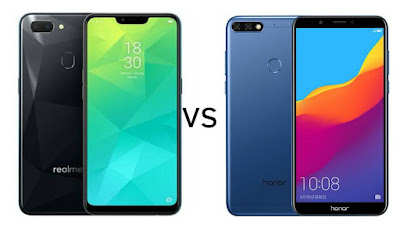 Realme 2 vs Honor 7C