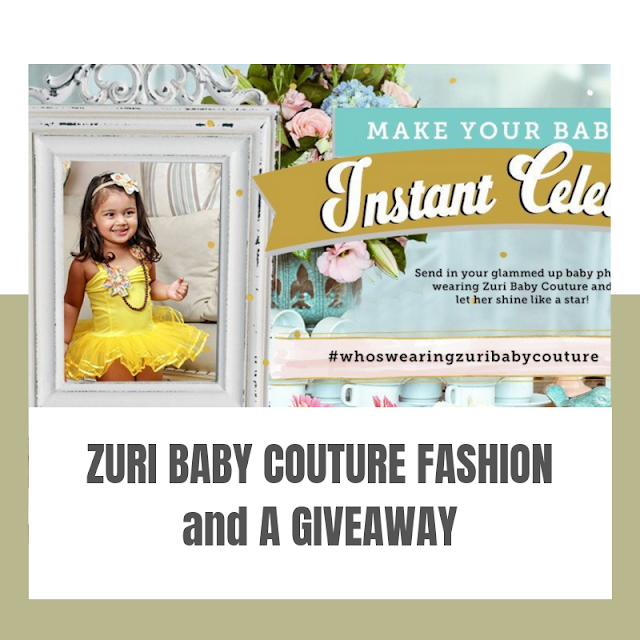 Baby Fashion With Zuri Baby Couture + A Giveaway