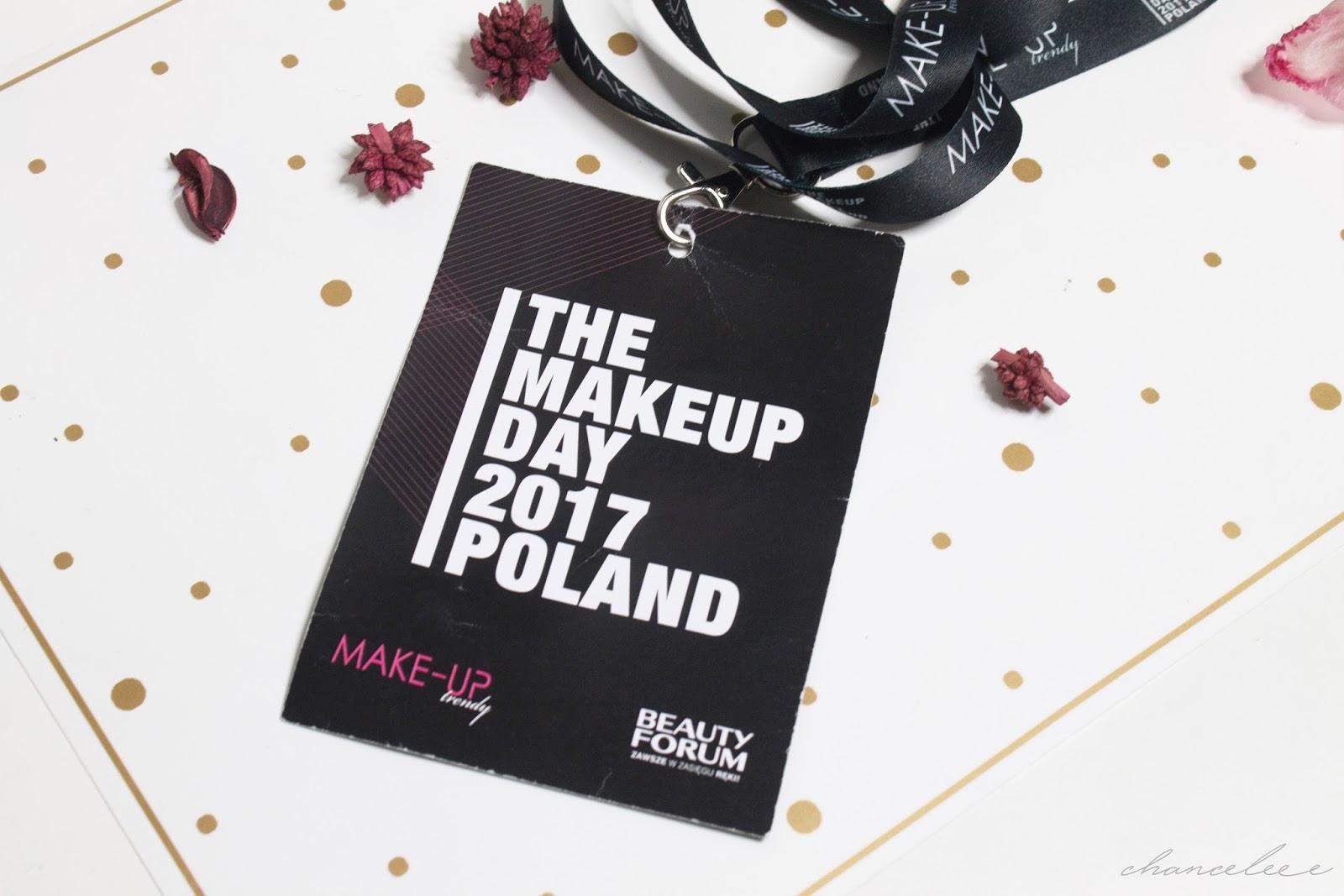 The Makeup Day&Targi Beauty Forum wiosna 2017 - dużo zdjęć!