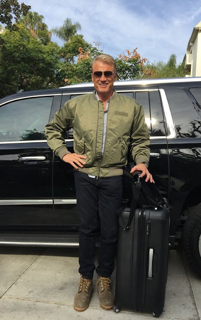 Actor Dolph Lundgren Just got appointed as honored ambassador of Sweden.