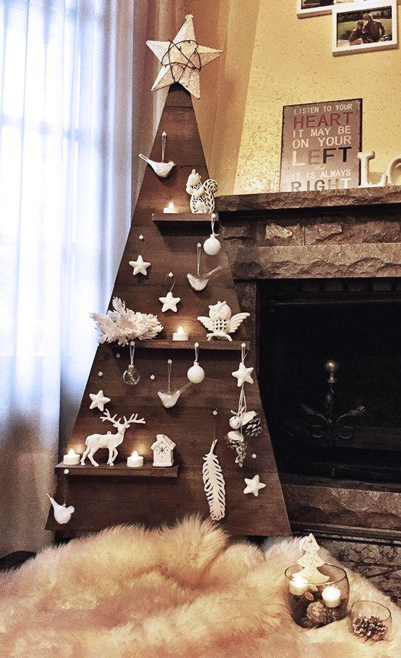 Ideas e imágenes para decorar tu Árbol de Navidad