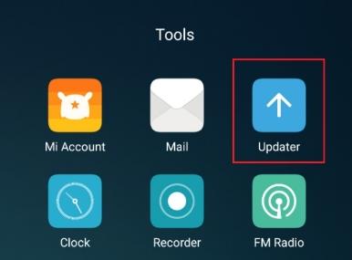 Cara Mengatasi Menu Updater Hilang Di Xiaomi Setelah Update MIUI 9