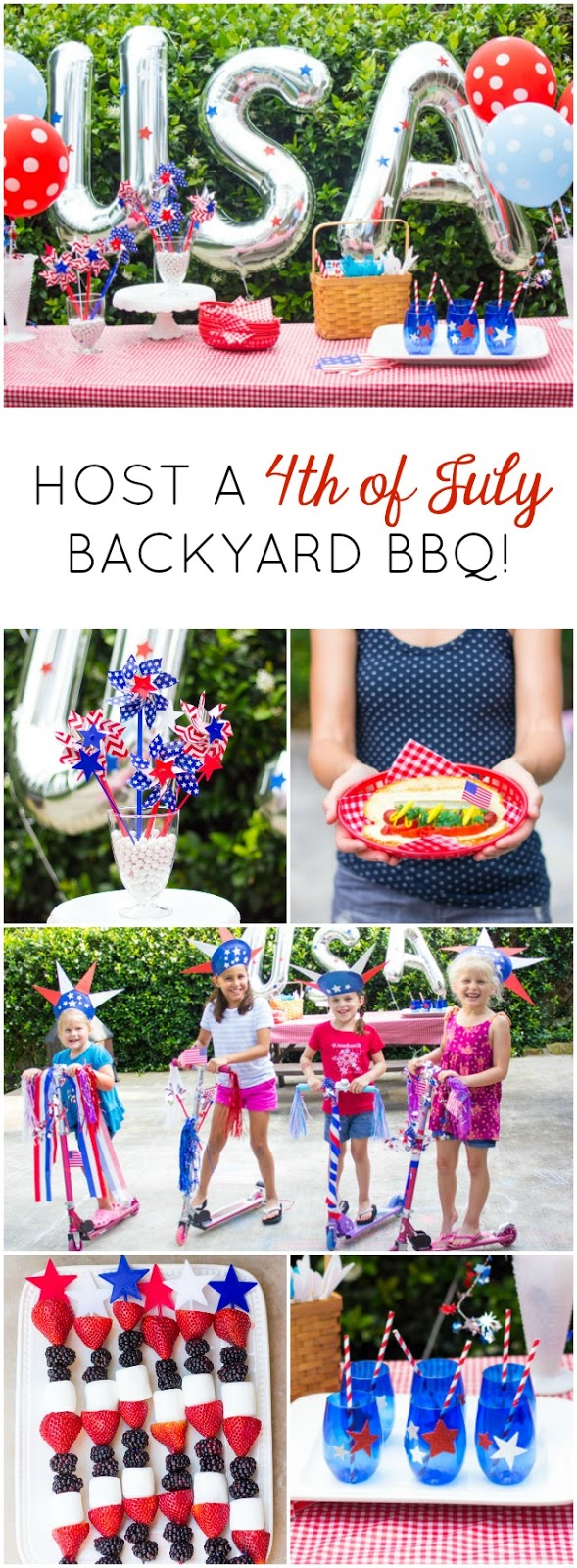 host a 4th of july party 7 simple ideas to try design improvised