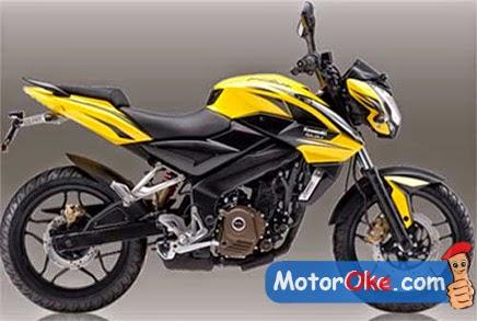 harga Kawasaki Bajaj Pulsar 200 Ns