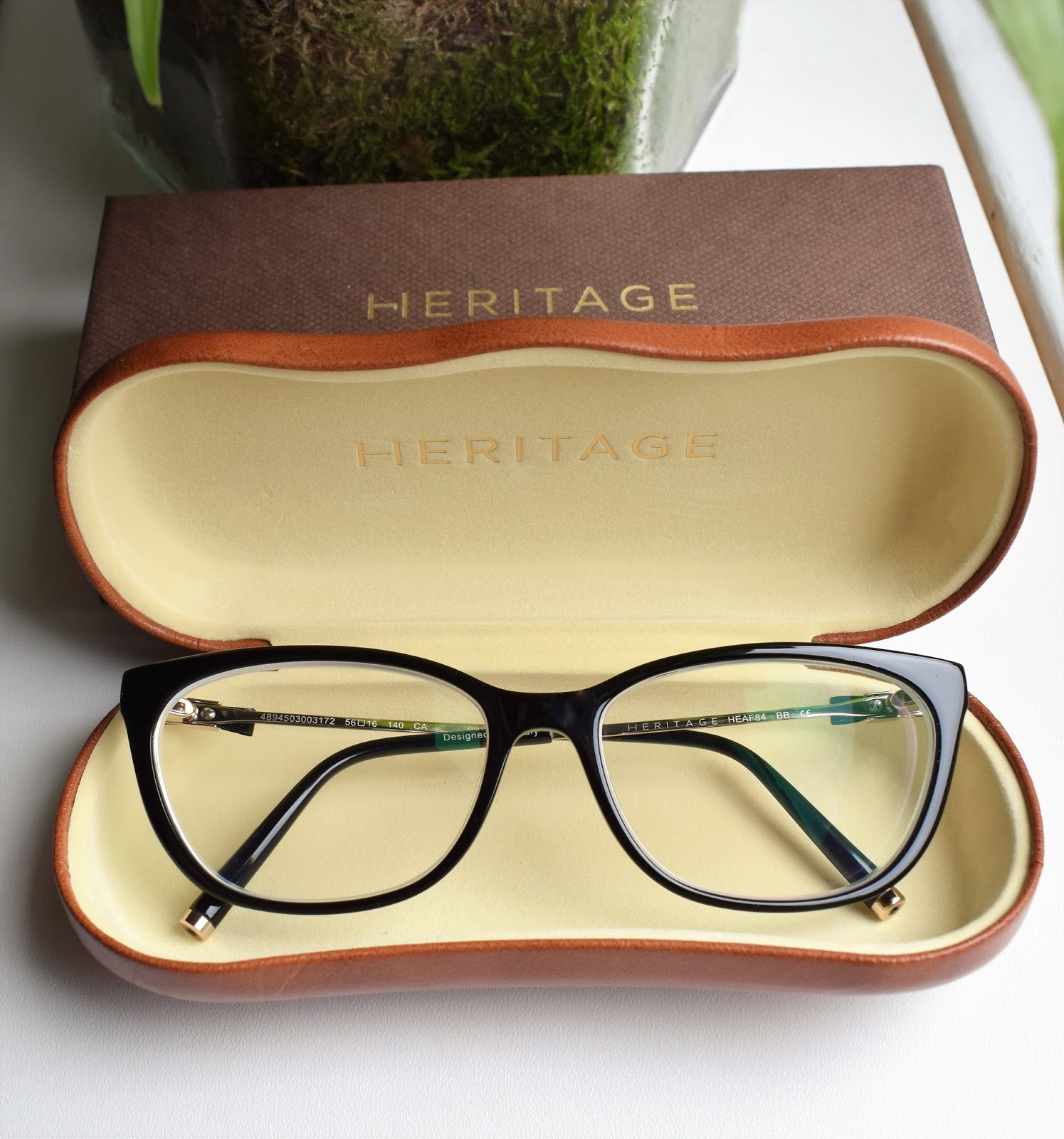 Vision Express, Heritage range glasses, exclusive brands at Vision Express, Chanel glasses dupe, latest glasses trend