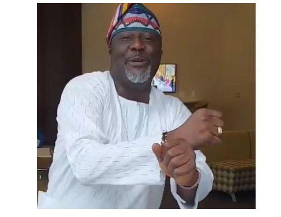 2019 presidency: Dino Melaye mocks Buhari, APC in new song [Video]