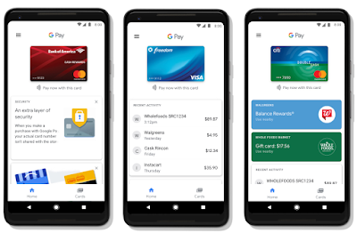 Google Pay Rollout Starting Today