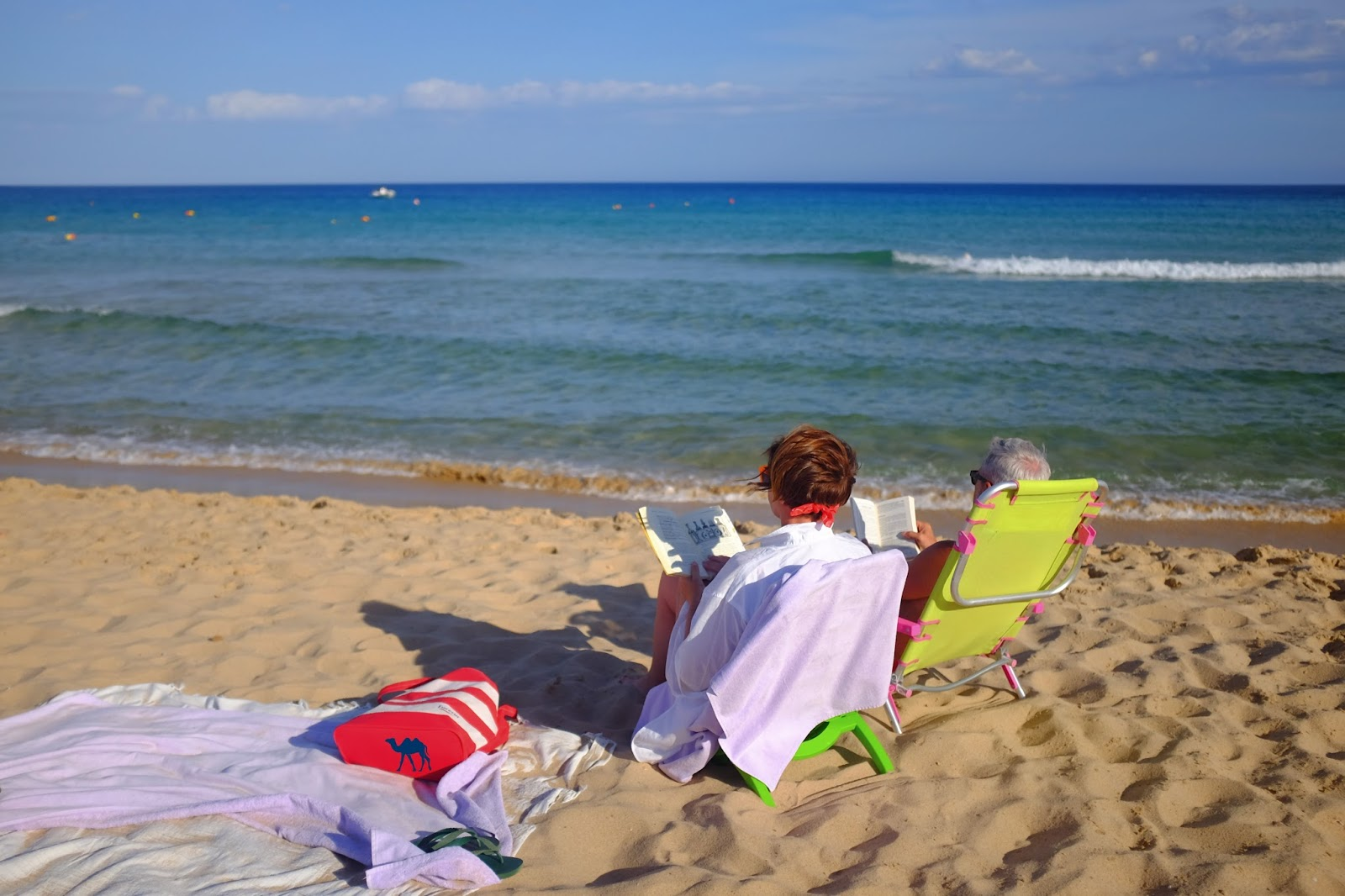 Le Chameau Bleu - Plage proche de Cagliari