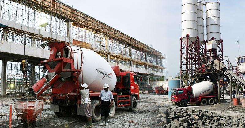 Daftar Harga Beton Readymix Pekanbaru Riau