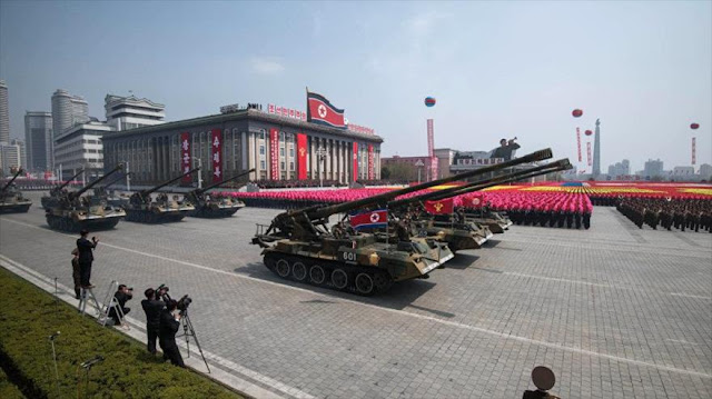 ¿Por qué Trump no puede ordenar ataque a Corea del Norte?