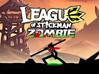 Download Gratis Zombie Avengers : Stickman War Z v1.4.0 Mod Apk Terbaru