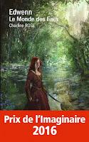 Charline Rose - Edwenn, le Monde des Faes