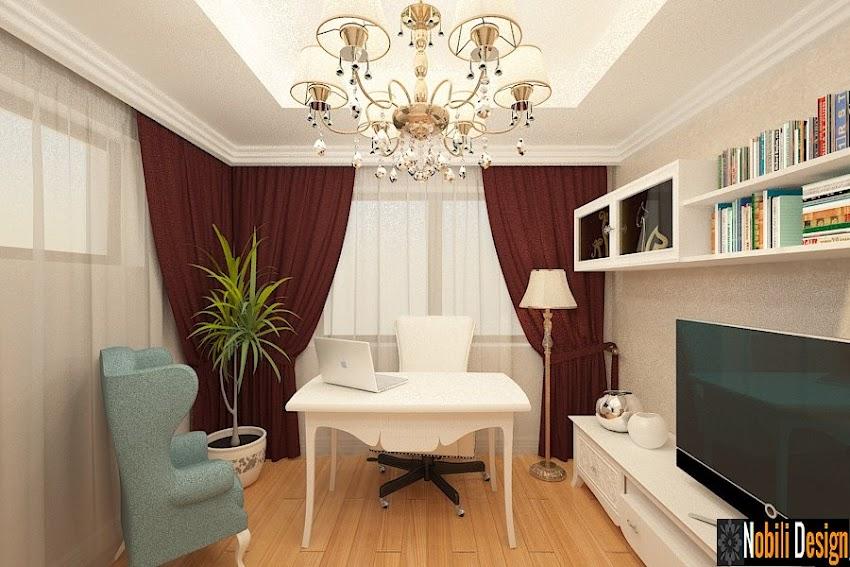 Amenajari Interioare case stil clasic - Amenajare living vila de lux Constanta