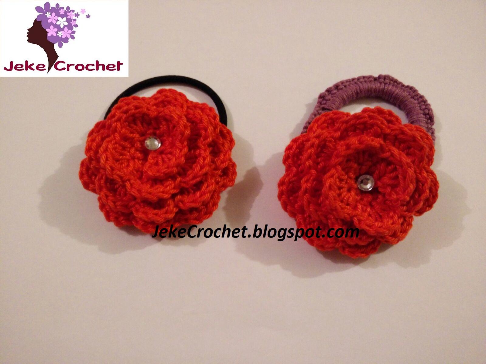 Flores para aplicaciones a crochet ganchillo uncinetto - Aplicaciones a ganchillo ...