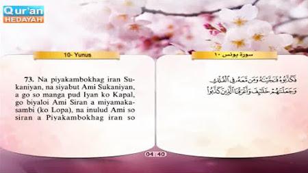 Frekuensi siaran Quran Hidayah Iranians Philippines TV di satelit AsiaSat 5 Terbaru