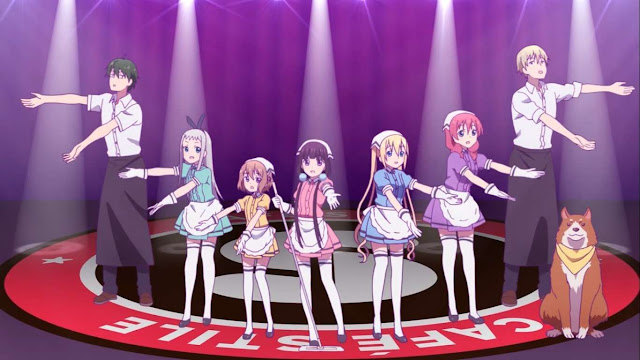 Download OST Opening Ending Anime Blend S Full Version