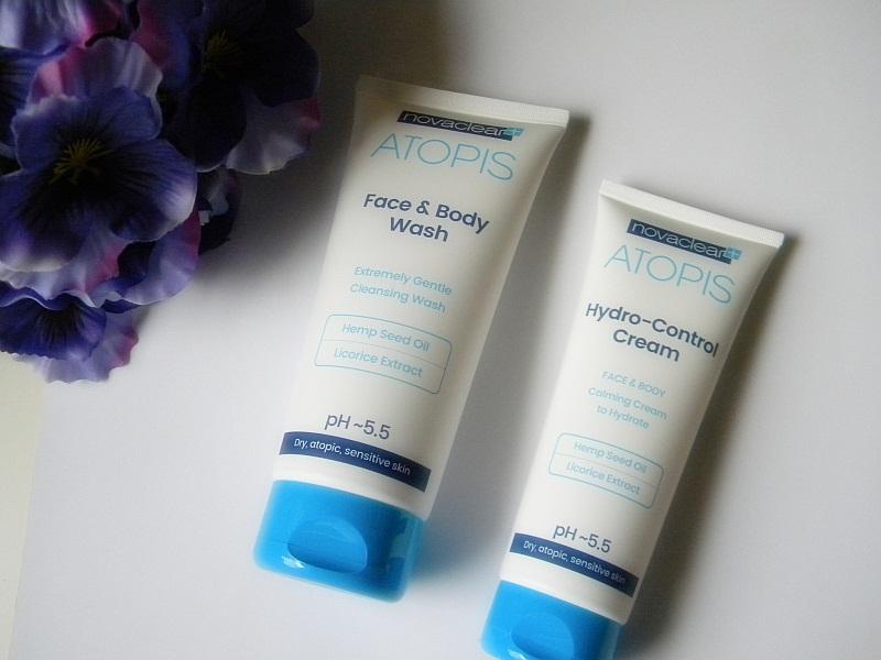 Atopis , kosmetyki do skóry atopowej i nie tylko, recenzja.