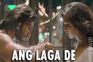 ANG LAGA DE RE – RamLeela - Ranveer Singh & Deepika Padukone