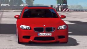 BMW M5 F10 V3.0 car mod