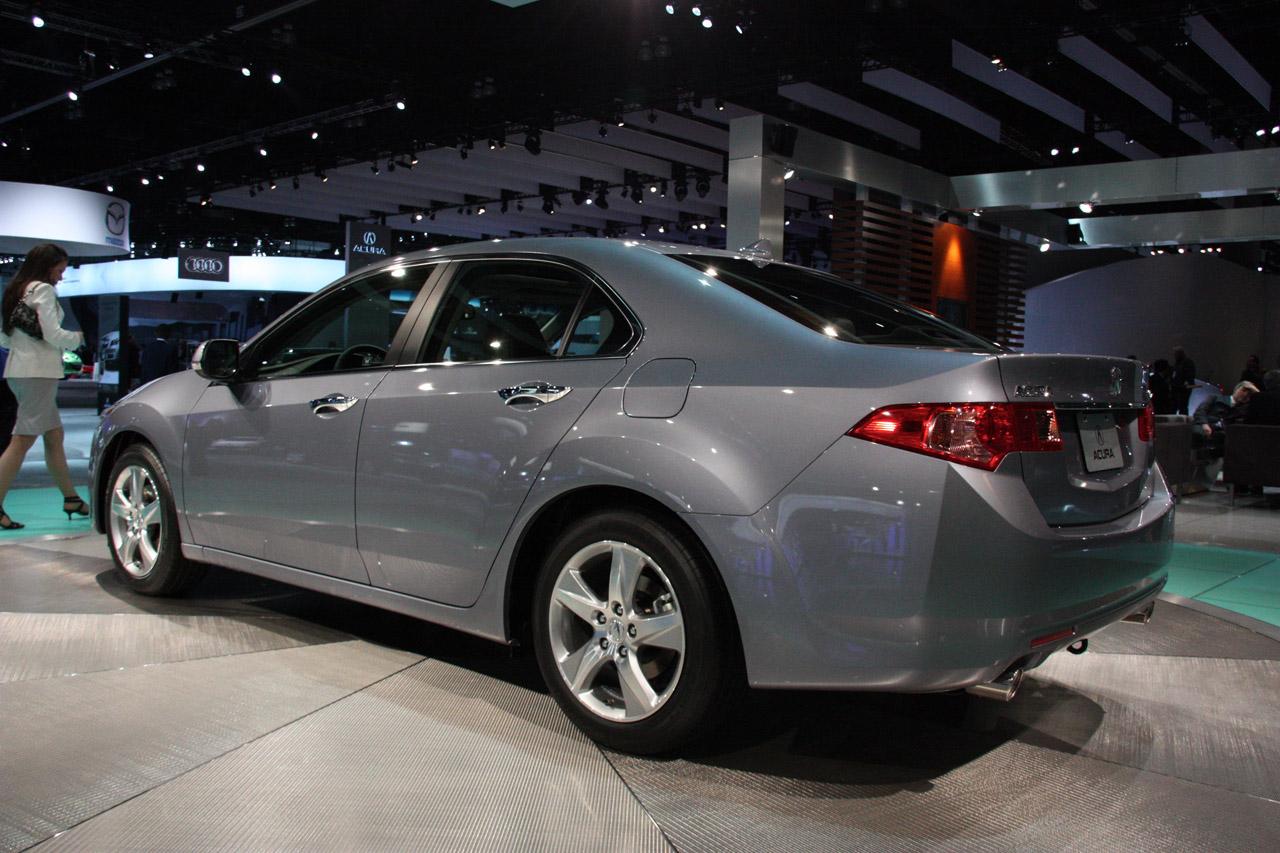 Acura 2 Door Sports Car