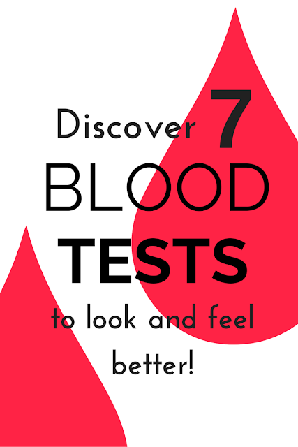 Those annual blood tests give us critical clues on the state of our health! Here are 7 other tests you may not be aware of that dig a little deeper and that could really benefit you and your family so that you can take actions to feel and look better, improve your health or even prevent serious disease!