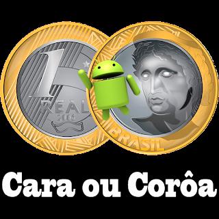 Jogo do Cara ou Coroa para Android