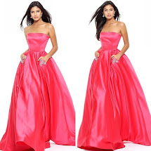 Spellbound Boutiques And Formal Wear Minimalist Prom Dress