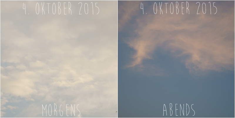 Blog + Fotografie by it's me! - Himmel am 04.10.2015