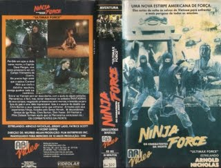 NINJA FORCE - OS COMBATENTES DA MORTE (1986)