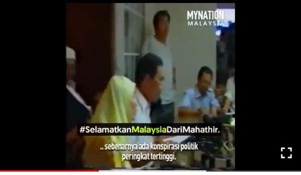 [Video] Mahathir Mahu Saki Baki Umurnya Digunakan Sepenuhnya Untuk Kepentingan Keluarga Dan Kelompoknya - Anwar Ibrahim