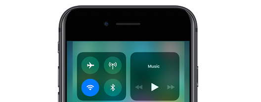 "Just installed iOS 11 and noticed ""Turning off Wi-Fi from Control Center does not turn off WiFi from the settings in iOS 11""? Yes we all did and thought for a while that this was a bug but it isn't."