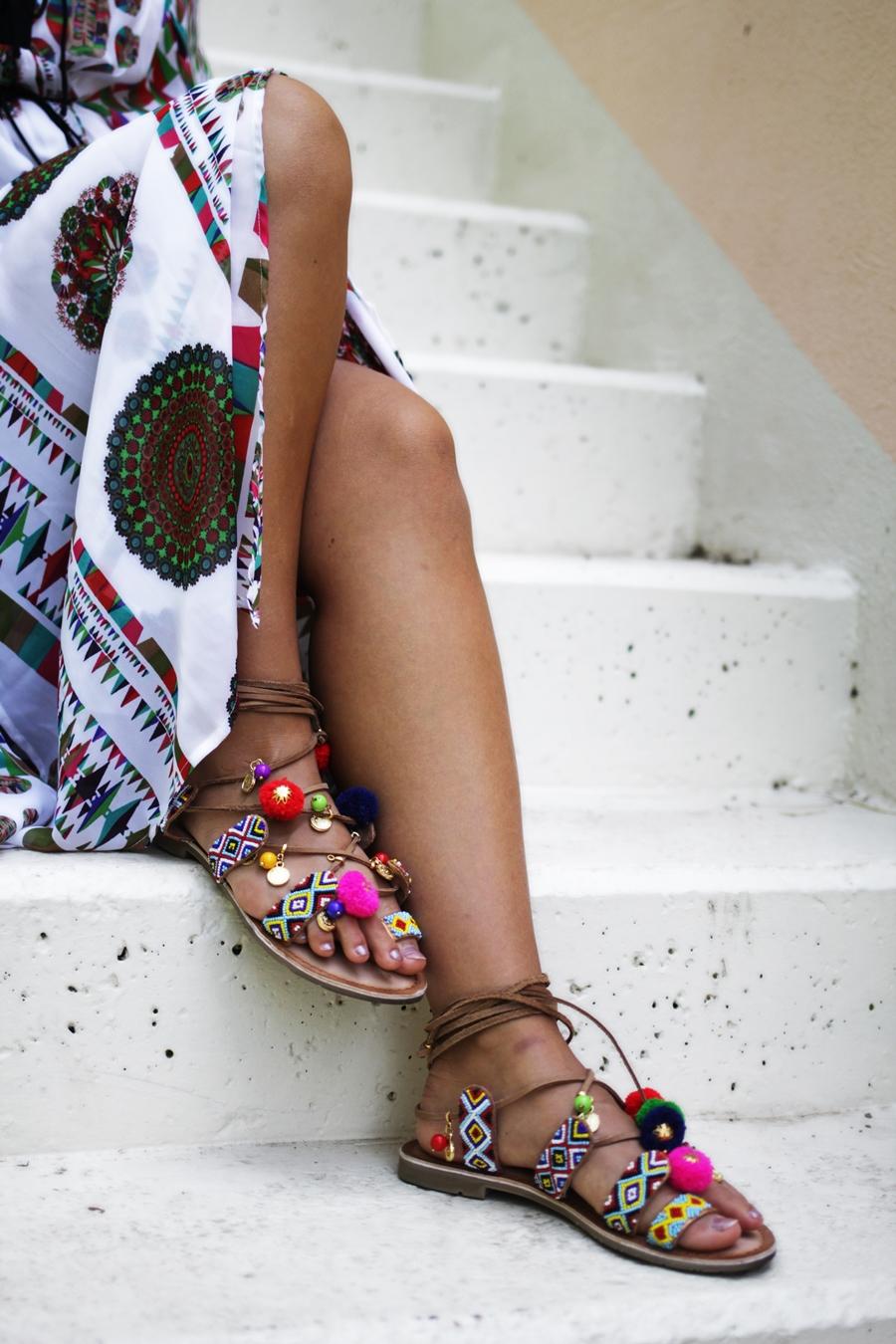uhr style shoes sandalen