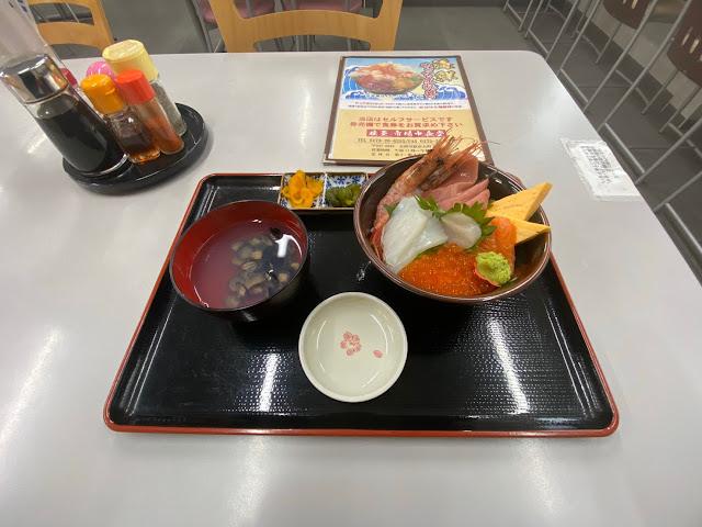 市場中食堂-海鮮丼飯