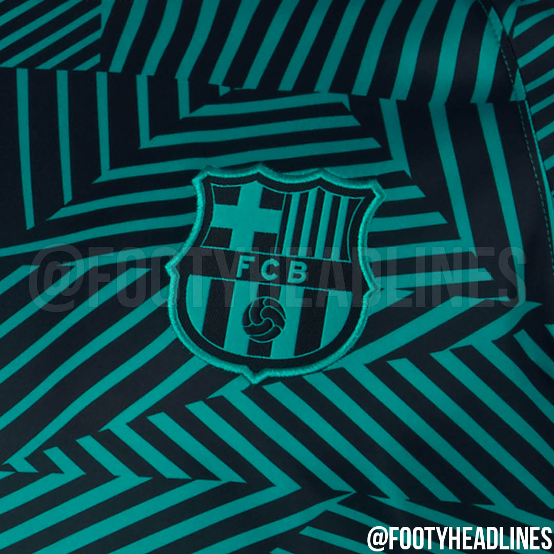 barcelona champions league trikot