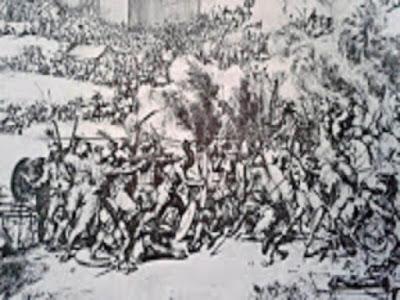 Gambar Etnosejarah Situs Benteng Sabut Di Gunungkatun Tulangbawang - Lampung